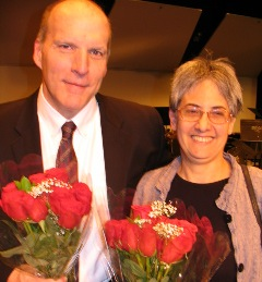 Music Scholarship Donor Thanks Music Educators